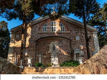 03,23,2019,Heybeliada,istanbul,Turkey,Heybeliada clergy school