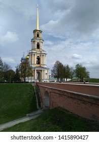 04.05.2019 the City of Ryazan, Russia, Ryazan Kremlin