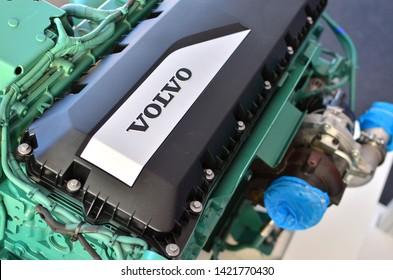 Volvo Penta Images, Stock Photos & Vectors   Shutterstock