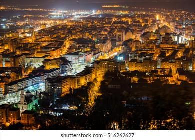05 NOVEMBER 2016 --Deva CITY by night