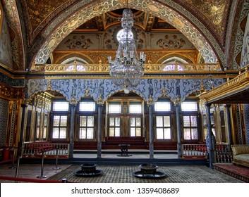 Istanbul,Turquía, 05/16/18 Harem Topkapi palace