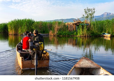 05.19.2018,Eber,Afyonkarahisar,Turkey,Eber Lake of the most important wetlands of Turkey, which arrived in May of migratory birds are nature lovers and photo enthusiasts guests.