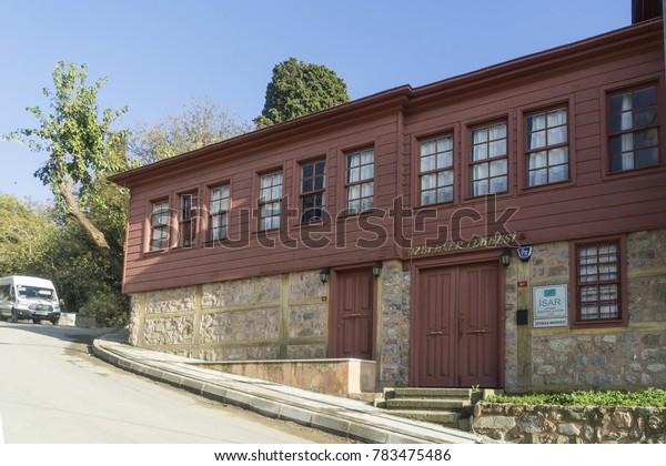 06 Oct 2017 Uzbek Dervish Lodge in Uskudar, Istanbul, Turkey