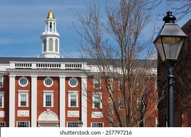 06.04.2011, USA, Harvard University, Bloomberg