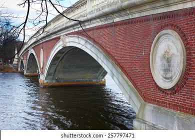 06.04.2011, USA, Harvard University, bridge