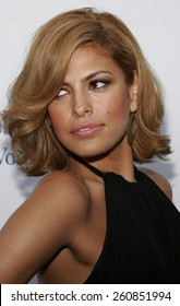06/10/2006 - Bel Air - Eva Mendes at the Chrysalis' 5th Annual Butterfly Ball  held at Italian Villa Carla and Fred Sands in Bel Air, California, United States.