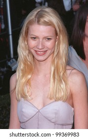 07MAR99: Actress GWYNETH PALTROW at the Screen Actors Guild Awards.  Paul Smith / Featureflash