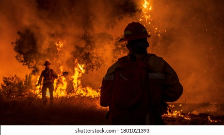 08/23/2020,California:Hundreds of wildfires are burningacross California leading thousands to evacuate–amid a scorchingheat wave that is now in its second week.