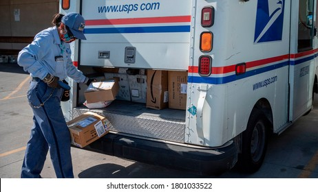 08/23/2020,USA:The US House of Representatives has passed a bill that would inject $25bn (£19bn) into the Postal Service (USPS) ahead of November's election.