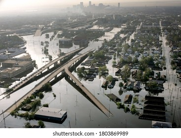 08/27/2020,USA:Hurricane Katrinawas a largeCategory 5 Atlantic hurricanewhich caused over 1,200 deaths and $125 billion in damage in August 2005.