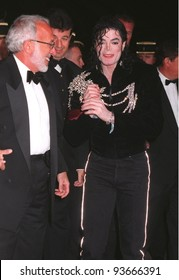 08MAY97:  MICHAEL JACKSON at the 1997 Cannes Film Festival.
