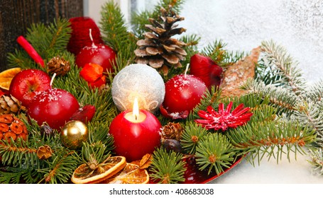 1. Advent, advent arrangement