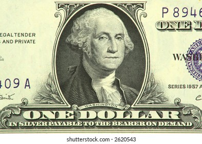 $1 Banknote, Payable in Silver.
