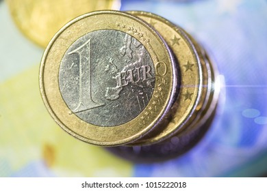 1 Euro coins