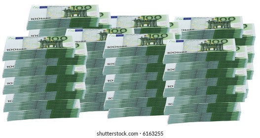 1 million euros you are the lucky winner