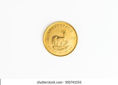 1 OZ gold coin - Krugerrand gold  coin