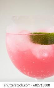1 pink drink