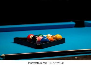 10 and 9 ball pool billard game