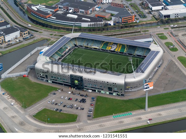 10 April 2018 Den Haag Holland Stock Photo Edit Now 1231541551