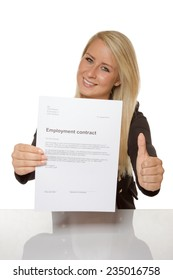 100 percent pure white background, teen girl is happy