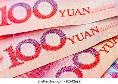100 Yuan China Currency