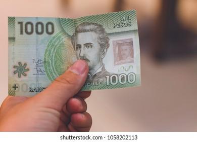 1000 Chilean pesos