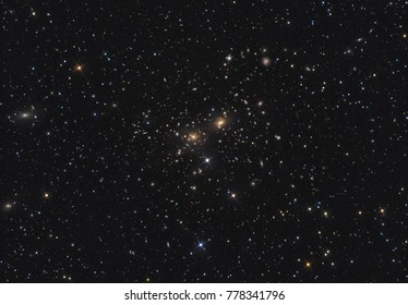 1000 galaxies in one picture - the Coma Super Galaxy Cluster