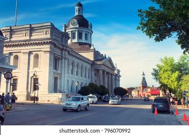 1000 Islands Region. Kingston. Summer. Ontario. Canada
