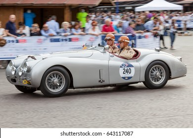 1000 Miglia - Classic car street race - 18/05/2017 - Verona, Italy
