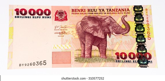 Tanzanian Shilling Images Stock Photos Vectors Shutterstock