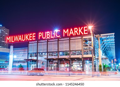Milwaukee Public Market Does Madison >> Milwaukee Skyline Images Stock Photos Vectors Shutterstock