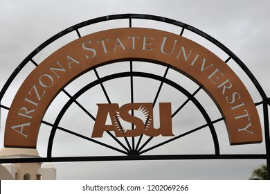 10/13/18 Phoenix Arizona ASU Arizona State University downtown campus