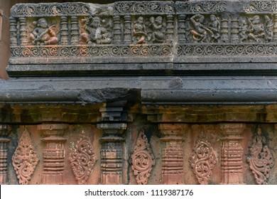 10-june-2014  Kamal Basadi or Kamal Basti jain temple belgaum karnataka INDIA