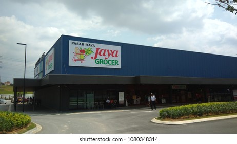 (11 April 2018, Shah Alam) Jaya Grocer located at Eco Ardence Setia Alam, a standalone fresh supermarket.