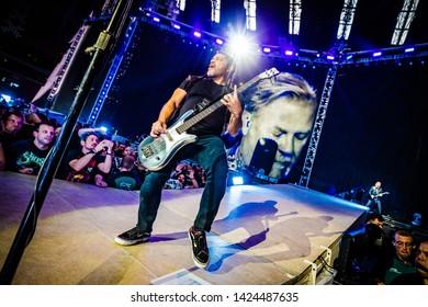 11 June 2019. Johan Cruijff ArenA, Amsterdam. Concert of Metallica