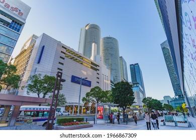 11 November 2019 : JR Central Towers at Nakamura-ku in the city of Nagoya Japan
