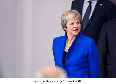 11.07.2018. BRUSSELS, BELGIUM. Official Opening Ceremony for NATO (North Atlantic Treaty Organization) SUMMIT 2018