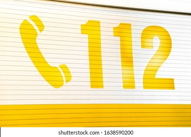 112 phone number emergency call