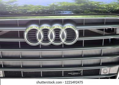 Audi Grill Images Stock Photos Vectors Shutterstock