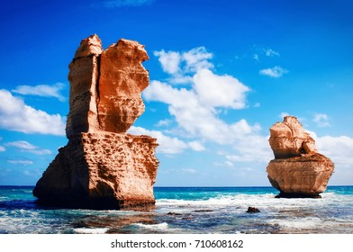 12 Apostles. Australia