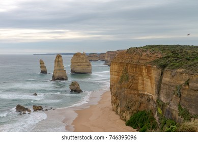 12 Apostles, Great Ocean Road, Victoria Australia Oct 2017
