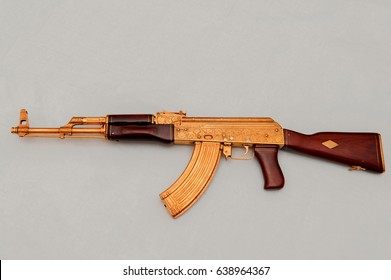 Gold Guns Stock Photos, Images & Photography | Shutterstock