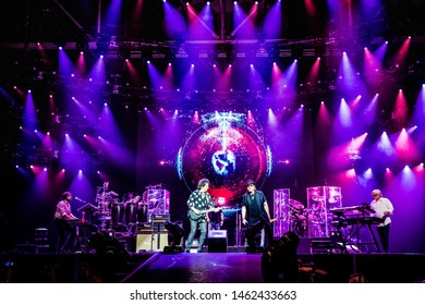 12-14 July 2019. North Sea Jazz Festival, Ahoy Rotterdam, The Netherlands. Concert of Toto