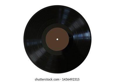12-inch vinyl record photo
