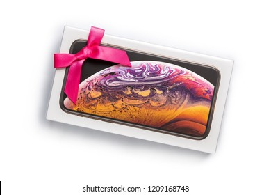 Iphone Gifts Images Stock Photos Vectors Shutterstock