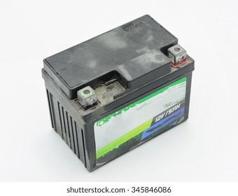12V old battery
