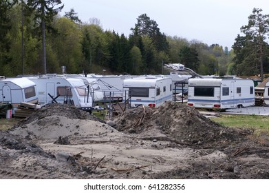 13.05.2017, Oslo - Odin camping place in development