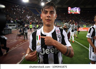 Paulo Dybala Images Stock Photos Vectors Shutterstock