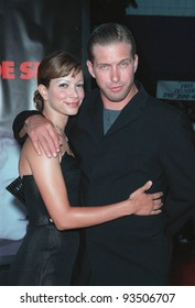 "13JUL99:   Actor STEPHEN BALDWIN & wife at the world premiere, in Los Angeles, of  ""Eyes Wide Shut"".  Paul Smith / Featureflash"