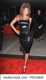 "13OCT98:  Singer SAMANTHA COLE at the Los Angeles premiere of ""Practical Magic"" which stars Sandra Bullock, Nicole Kidman, Aidan Quinn & Stockard Channing."